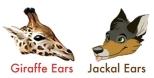 giraffe-jackal